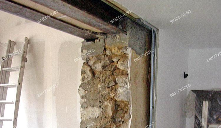 supprimer mur porteur affordable travaux duouverture de mur porteur strasbourg with supprimer. Black Bedroom Furniture Sets. Home Design Ideas