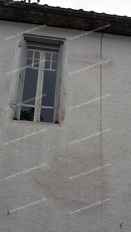 Avis achat maison avec fissures