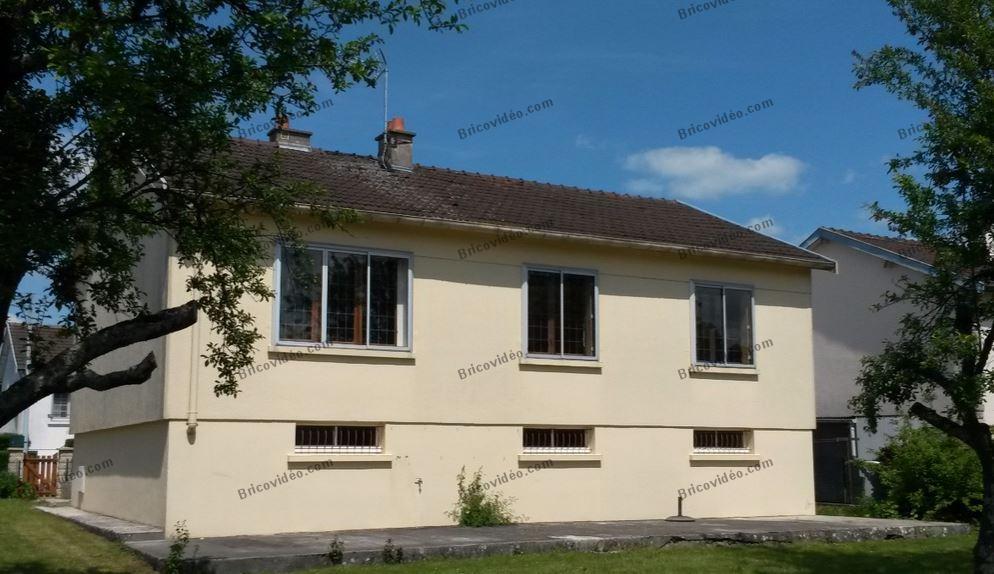 Fissure maison ancienne faade maison je pense que for Achat construction maison
