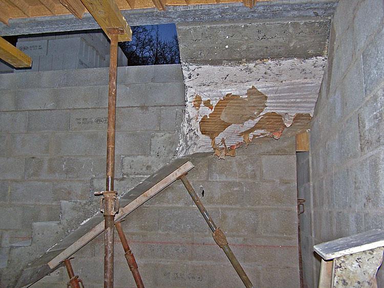 Fiches travaux ma onnerie avis sur construction escalier en b ton - Construction des escaliers ...