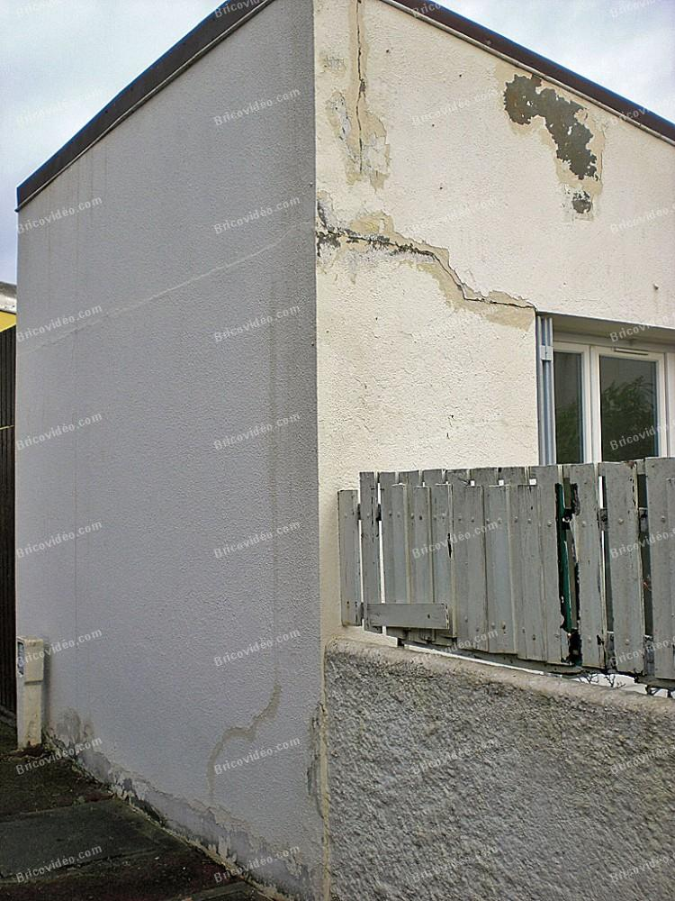 Fissure maison ancienne good mur en pis with fissure for Fissure facade maison ancienne