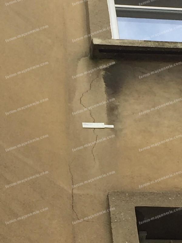Avis fissures immeuble ancien