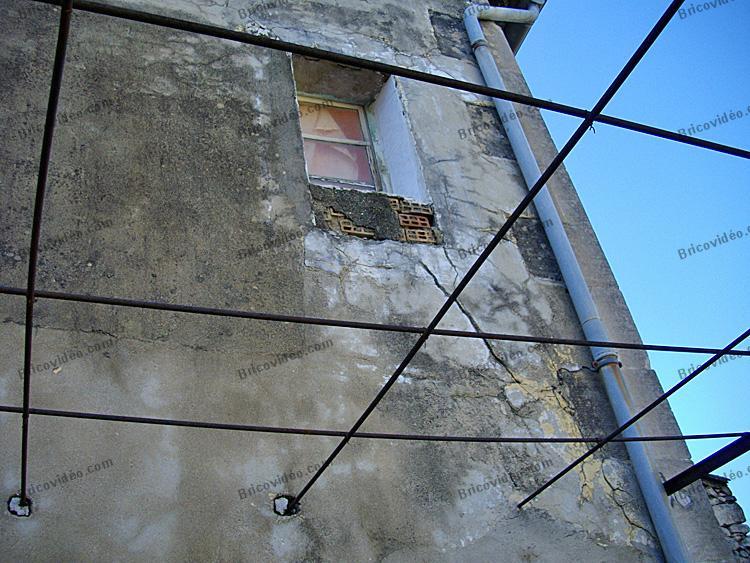 avis murs facade maconnerie