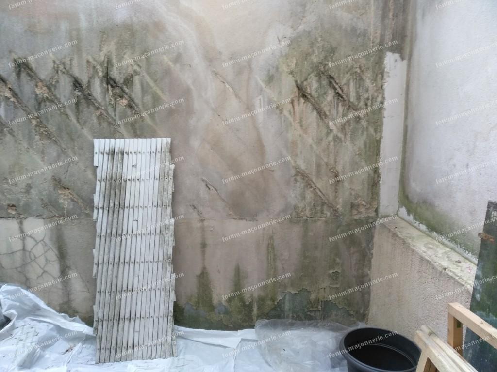 avis rénovation mur extérieur en pierre