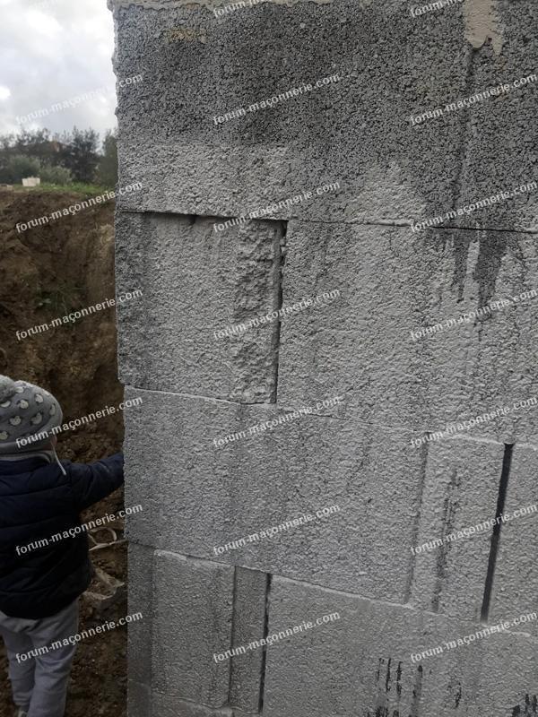 avis travaux maçonnerie construction mur en parpaing