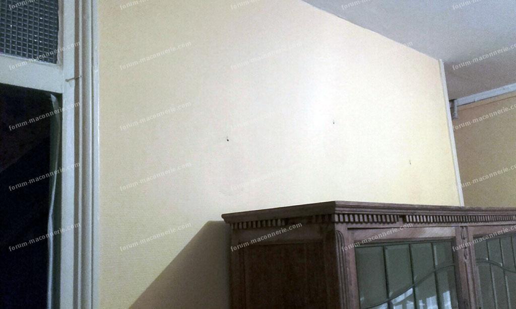 ma onnerie r novation maison conseils pour casser deux murs. Black Bedroom Furniture Sets. Home Design Ideas