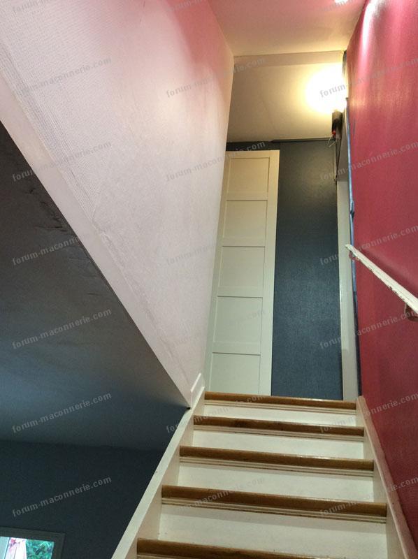 forum ma onnerie conseils pour casser une cloison sous. Black Bedroom Furniture Sets. Home Design Ideas