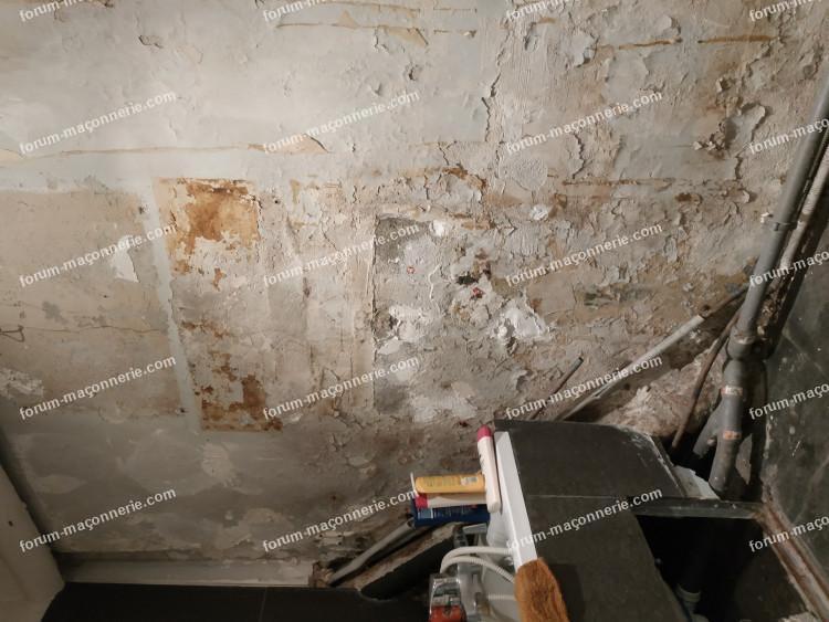 Quelle Chaux Pour La Rénovation Dun Mur De Salle De Bain