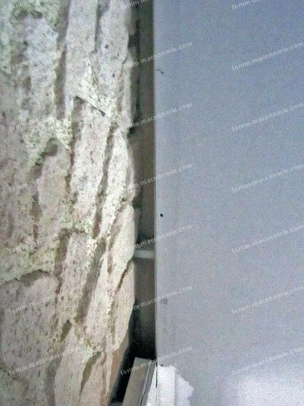 ma onnerie questions r ponses espace combler sur mur pierres apparentes. Black Bedroom Furniture Sets. Home Design Ideas