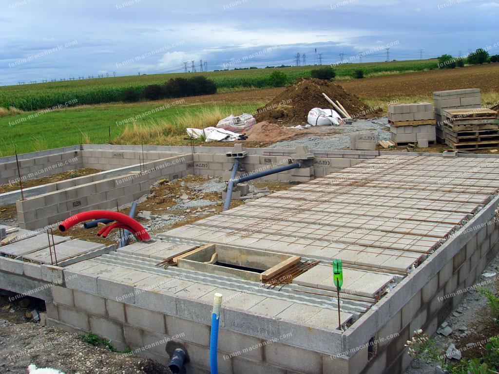 construction maison en briques