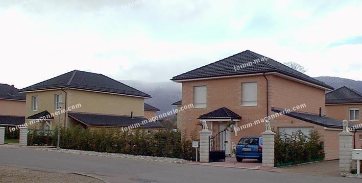 Maison en parpaing rnovation thermique rnovation maison for Maison parpaing