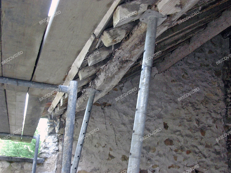 Travaux Extension Maison - Maçonnerie Ouverture Mur Porteur, Pose