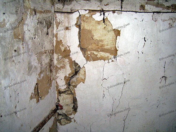 fissure droite deuxieme etage