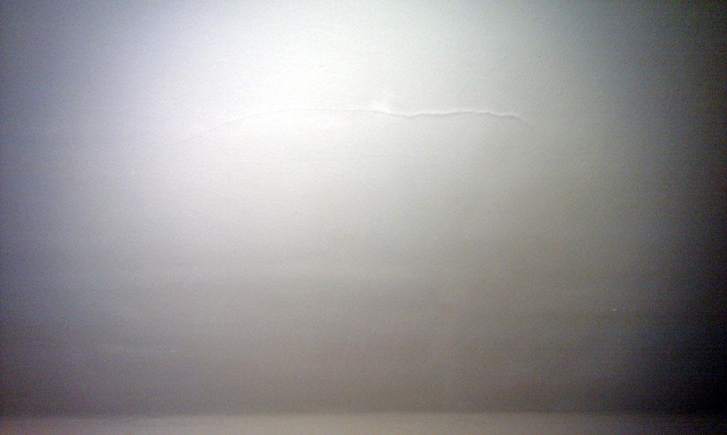 fissure sur plafond 1