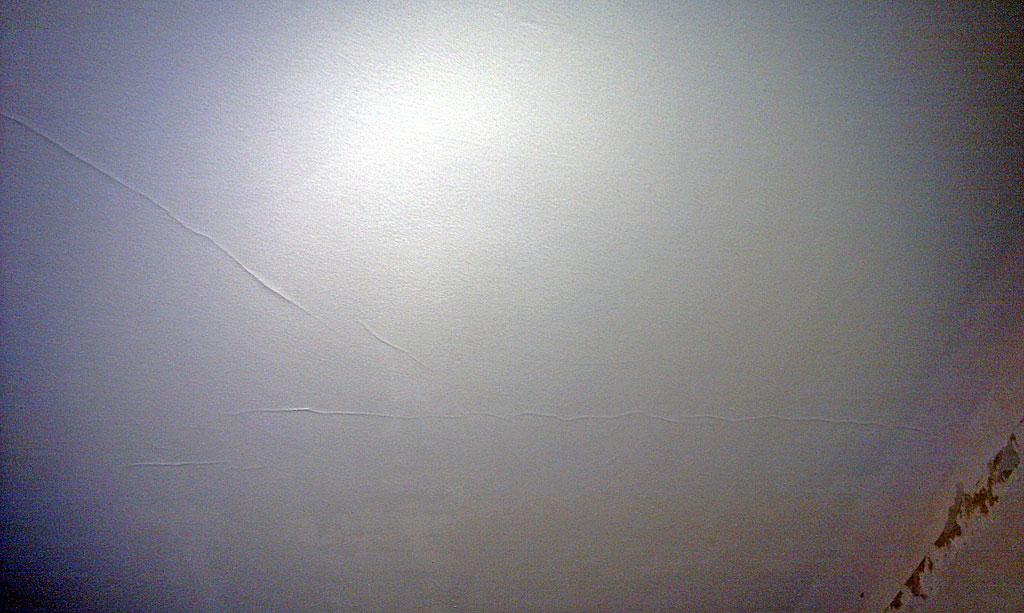 fissure sur plafond 3