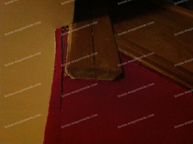 r parer des fissures jusqu 39 un demi pouce. Black Bedroom Furniture Sets. Home Design Ideas