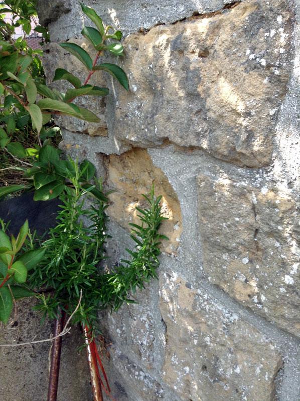 Question ma onnerie affaissement plancher maison en vente suppression mur refend - Mur de fondation maison ...