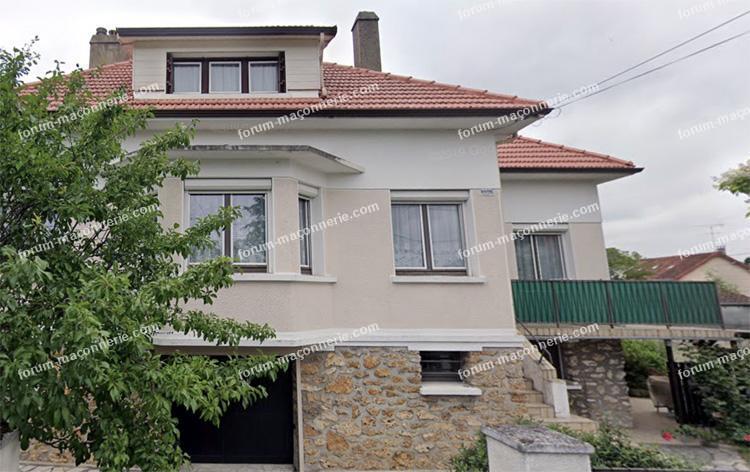 maison construite par Raynal
