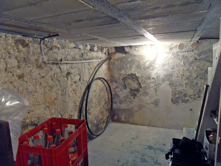 Isolation mur cave humide courroie de transport - Isolation mur interieur humide ...