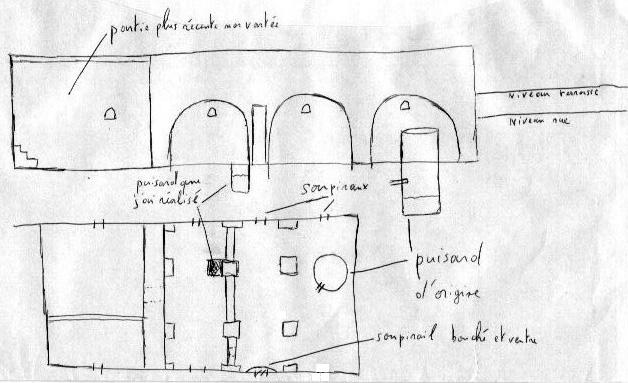 conseils travaux ma onnerie drainer et creuser dans une. Black Bedroom Furniture Sets. Home Design Ideas