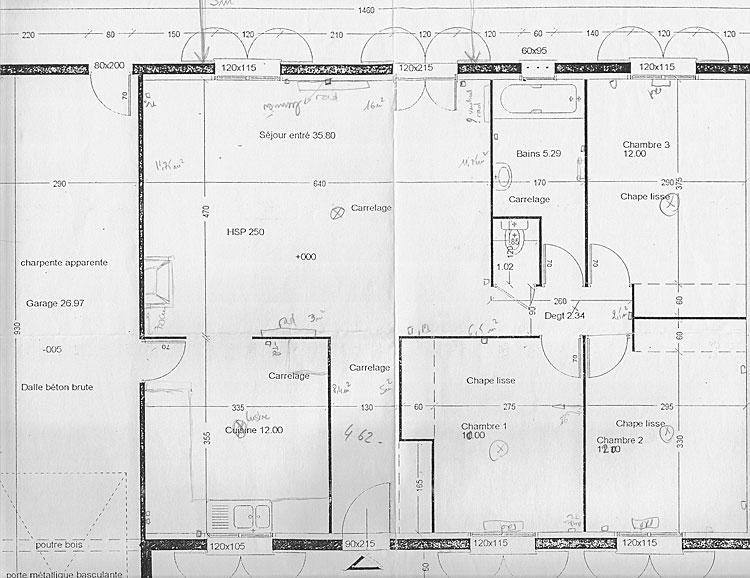 Chantier ma onnerie maison conseils pour abattre un mur for Plans pour ma maison
