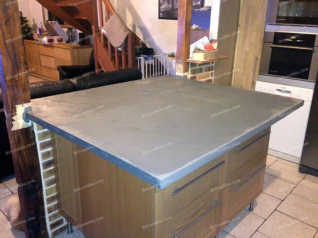 r alisation plan de travail sur mesure conseils bricolage des bricoleurs du forum ma onnerie. Black Bedroom Furniture Sets. Home Design Ideas