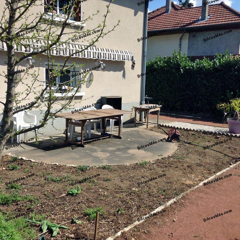 Travaux ma onnerie r aliser une dalle de terrasse for Realiser une terrasse