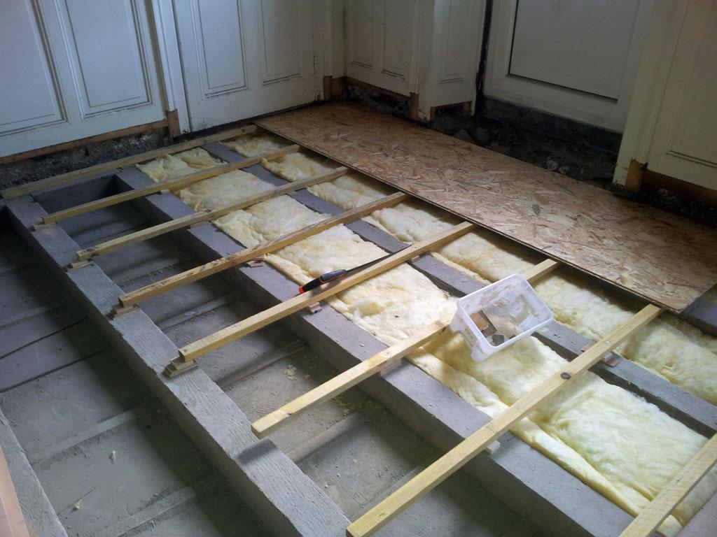 comment faire une chape legere sur plancher bois. Black Bedroom Furniture Sets. Home Design Ideas