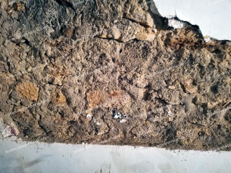 rénovation cave mur avec plâtre