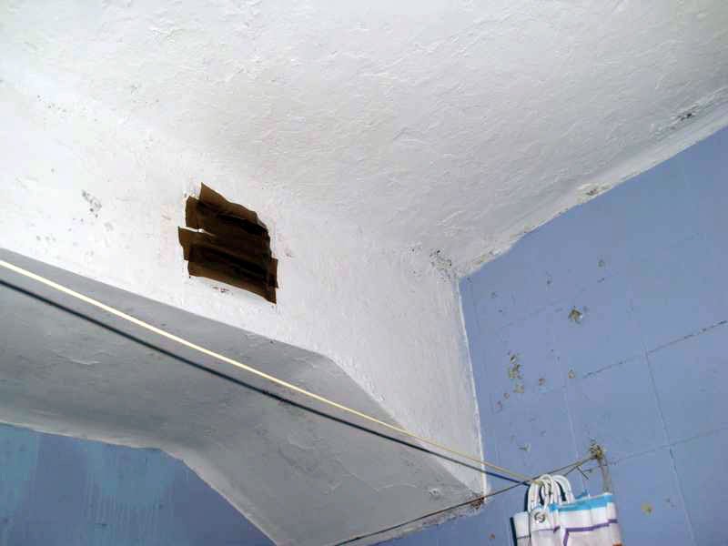 Conseils r novation de plafond suite un d g t des eaux for Renovation plafond