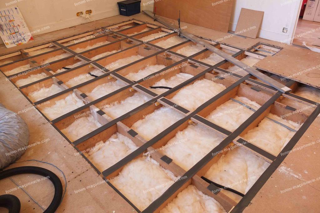 rénovation plancher bois