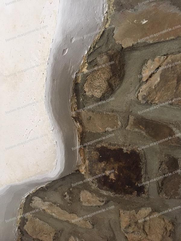 rénovation revêtement mur intérieur