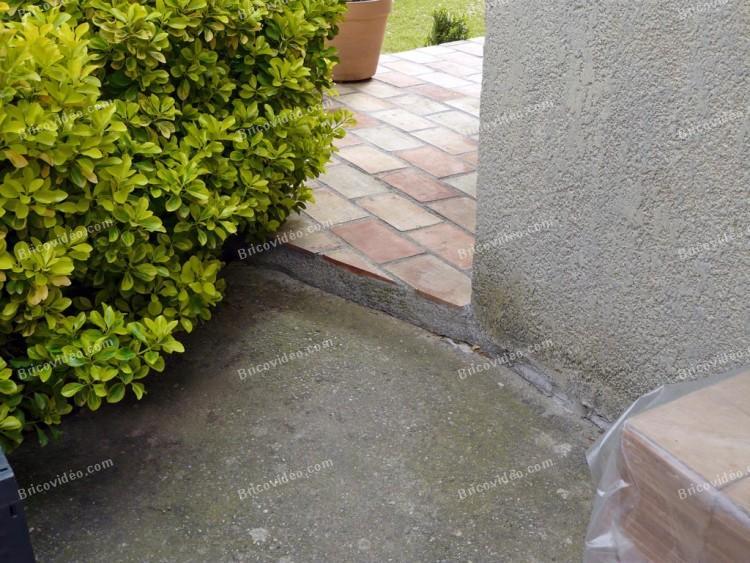 conseils pour rénover une terrasse en béton