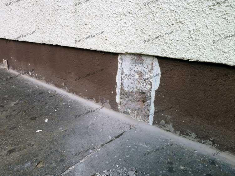 comment reparer un beton qui s 39 effrite. Black Bedroom Furniture Sets. Home Design Ideas