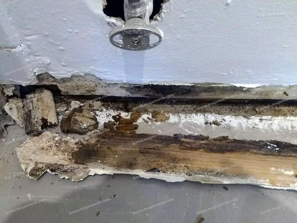 conseilspour réparer un mur