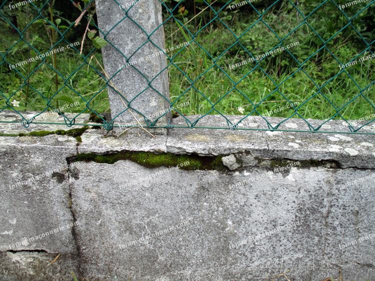 conseils pour réparer un muret