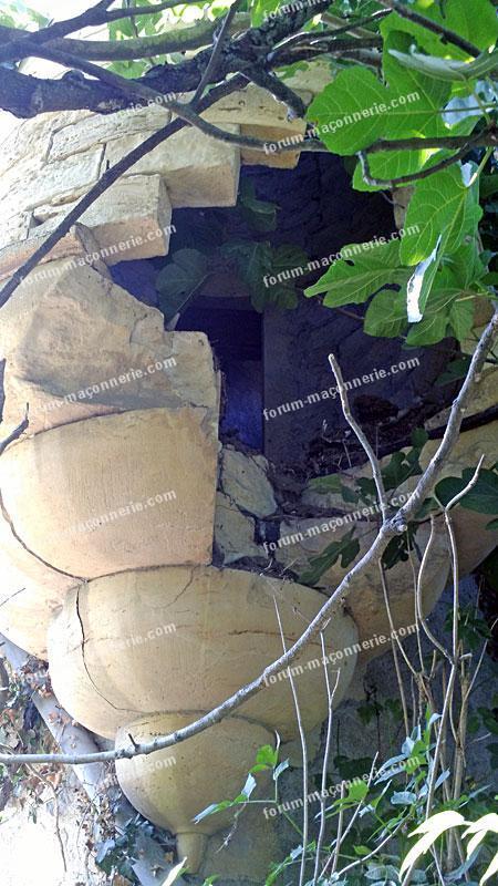 restaurer une tour en pierres maçonnerie