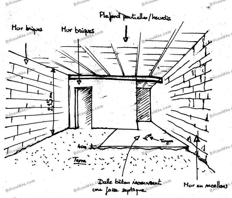 utiliser une fosse septique en guise de citerne eau de. Black Bedroom Furniture Sets. Home Design Ideas