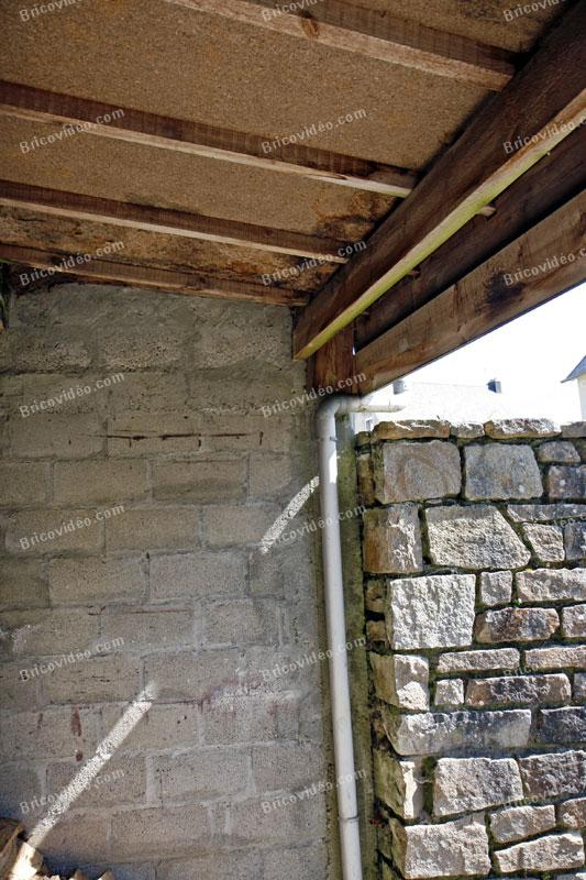 structure mur garage