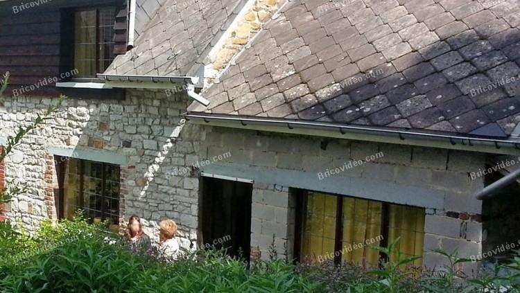 Forum ma onnerie uniformiser fa ade maison en pierre de gr s for Forum maison pierre