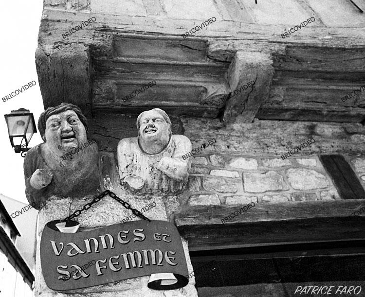 Vannes et sa Femme - Photo Patrice Faro